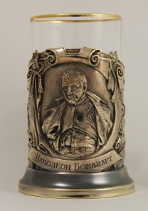 Подстаканник «Наполеон Бонапарт»