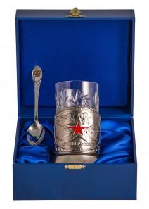 Подстаканник подарочный «Армия России»